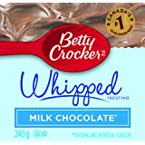 Betty Crocker Gluten Free Milk Chocolate Whipped Frosting, 340 Gram