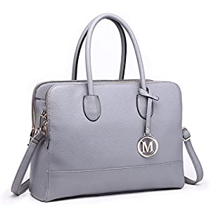 Miss Lulu Women Adjustable Handbags Designer Shoulder Tote Bag Large For Work
