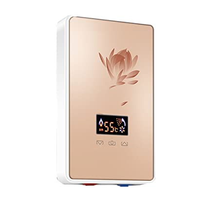 Calentador de agua instantáneo sin tanque 7000w 220v Calentadores de agua eléctricos de la ducha Suministro