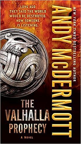 Resultado de imagen para the valhalla prophecy book amazon