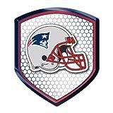 NFL New England Patriots Reflector Decal