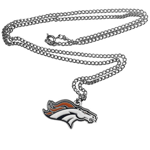 NFL Denver Broncos Chain Necklace