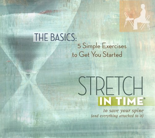 Stretch In Time DVD: 5 Simple Stretches to Help Seniors Gain Flexibility and Reduce Joint Pain ()