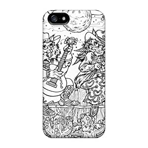 MeSusges Iphone 5/5s Well-designed Hard Case Cover Howl I Love Thee Protector