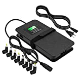 OAONAN Universal Laptop Charger Ultra Slim Laptop AC Power Supply Adapter with USB Port for Notebook Acer Asus Toshiba Dell Lenovo IBM HP Compaq Samsung Sony Gateway Fujitsu or More
