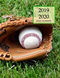 Planner July 2019- June 2020 Baseball Games Monthly Weekly Daily Calendar: Academic Hourly Organizer In 15 Minute Interval; Appointment Calendar With ... Journal Diary With Quotes & Julian Dates