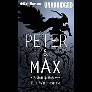 Peter & Max Audiobook