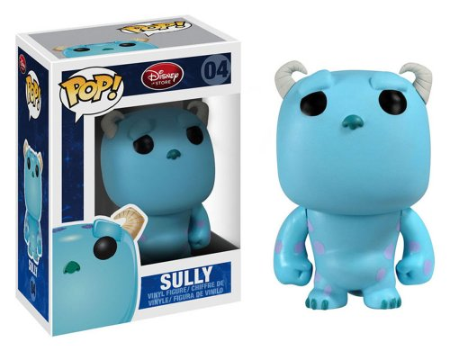 Funko POP Disney Sulley Series 1 (Disney Funko Monsters Inc compare prices)