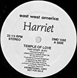 Temple of love (Tuff Stuff/Joe Cool Remix, 6:40min. each, 1990, plus 'Animal') / Vinyl Maxi Single [Vinyl 12'']