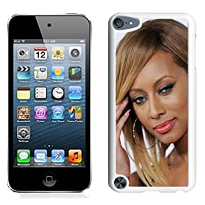 Beautiful Designed Cover Case With Keri Hilson Earrings Fingers Eyes Smile (2) For iPod Touch 5 Phone Case