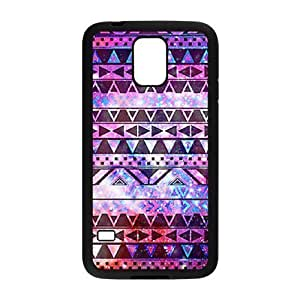 Aztec Tribal Pattern Brand New Cover Case for SamSung Galaxy S5 I9600,diy case cover ygtg536292 Kimberly Kurzendoerfer