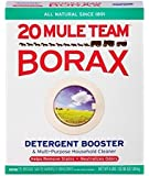 20 Mule Team Borax Detergent Booster & Multi-Purpose Household Cleaner, 65 Ounce