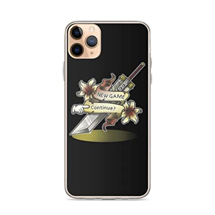 New Game / Continue? iphone 11 case