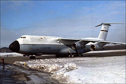24x36 Poster . Air Force C-5A Galaxy 437Th Military Airlift Wing