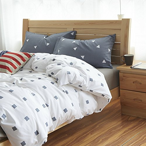 MZPRIDE Fashion Boys And Girls Bedding Set Modern European Style Bed Cover  Twin - Modern Bedding: Amazon.com