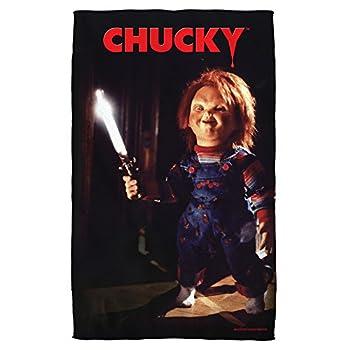 Chucky Knife -- Child's Play -- Beach Towel