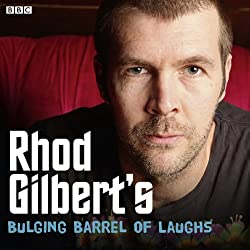 Rhod Gilbert's Bulging Barrel of Laughs: Complete Series 1