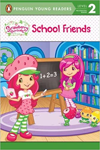 School Friends Strawberry Shortcake Edelman Lana Mj