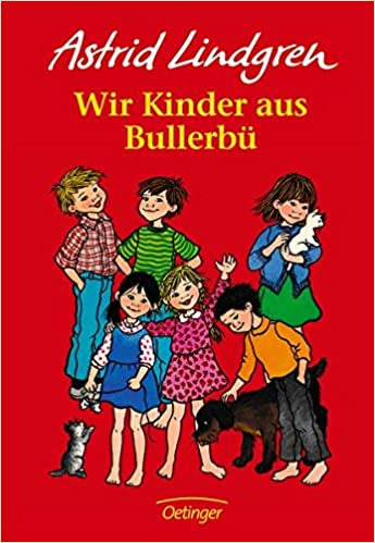 4bc5537302 Wir Kinder aus Bullerbü: Amazon.de: Astrid Lindgren, Ilon Wikland, Else von  Hollander-Lossow: Bücher