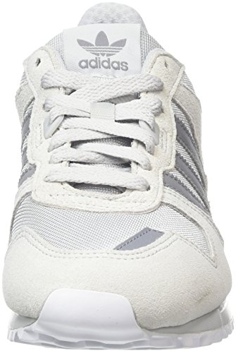 adidas Unisex Adults' Zx 700 Low-Top Sneakers Grey (Clear Onix/Grey/ White) OQNx7woLcJ