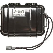 Pelican 1020 Solid Black Microcase