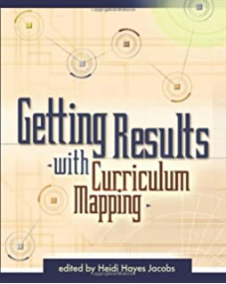 Curriculum Mapping Model