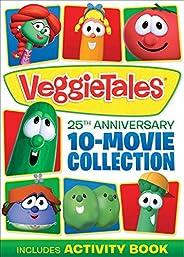 VEGGIETALES 25AED 10MOV CL DVD