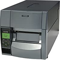 Citizen America CL-S700-E-C CL-S700 thermal Transfer/Direct thermal Barcode Printer, Ethernet, Auto-Cutter