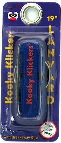 Amazon com: Kooky Lanyard - 19 Blue Lanyard by Kooky