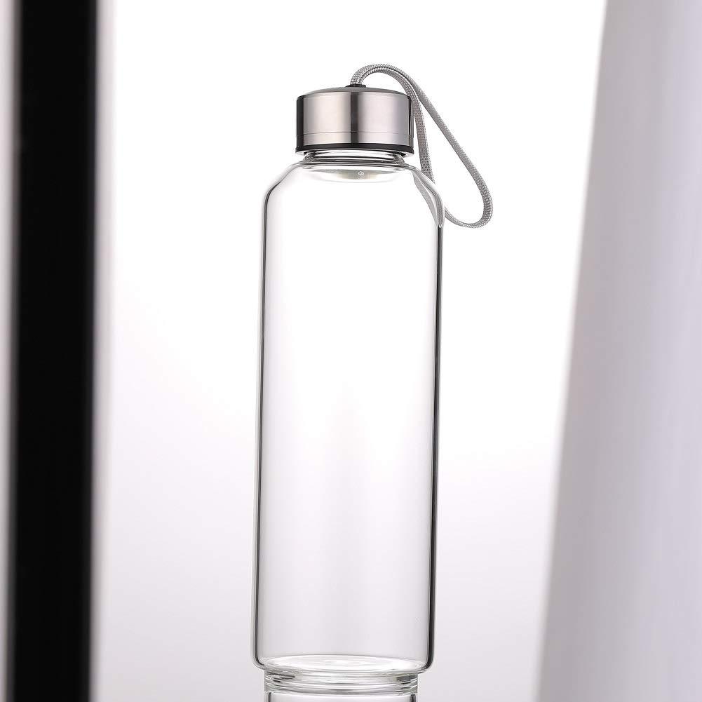 sunkey sports glass water bottle 550ml buy online in faroe islands at desertcart desertcart