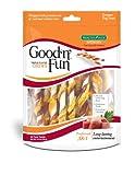 Healthy Hide Good 'n' Fun 22-Pack Triple Flavor Chews, Twists, My Pet Supplies