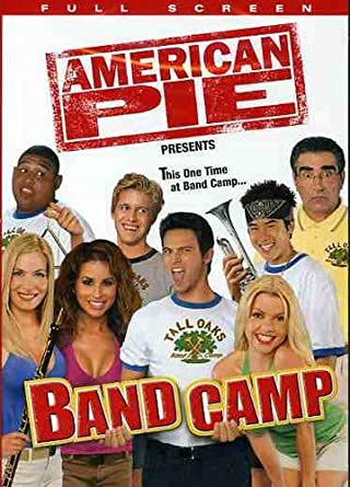 American Pie Presents Band Camp Rated Full Screen Amazon Ca Dvd