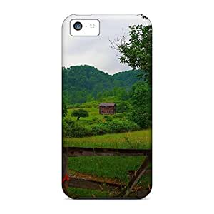 fenglinlinAwesome Bqw2098eGct 88caseme Defender Hard Cases Covers For iphone 6 4.7 inch- Farm House Gate