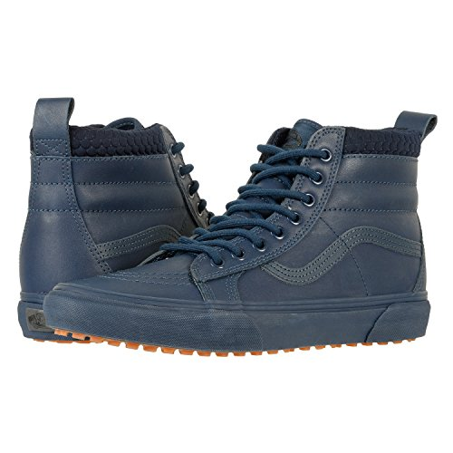 Vans Sk8-Hi, Sneakers Alti Unisex-Adulto Dress Blues/mono