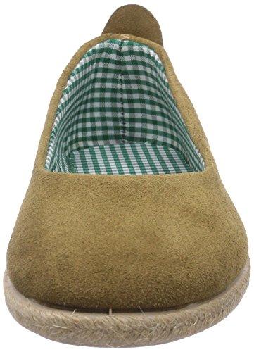grün Bavaria Verde khaki Ballerine Wp 5005 Wolpertinger Donna Da 401ffq