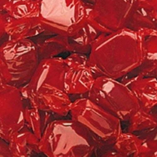 Red Anise Squares Candy 1LB Bag