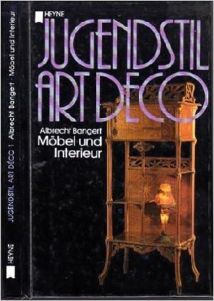 jugendstil art deco i mbel und interieur 9783453413894 amazoncom books