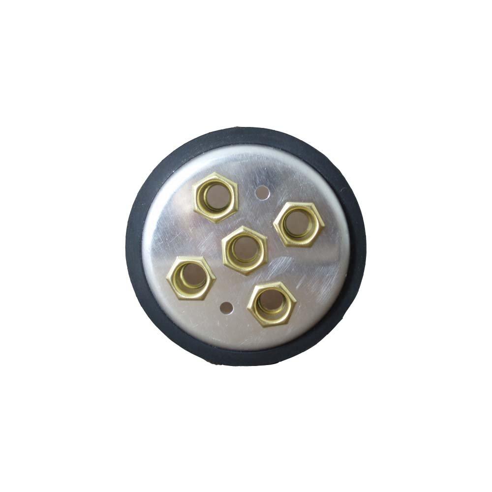 Moxa Burning Bowl - Large (5 holes) - 1 bowl