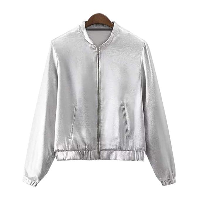 Amazon.com: Chaqueta de seda maciza para mujer con capucha ...