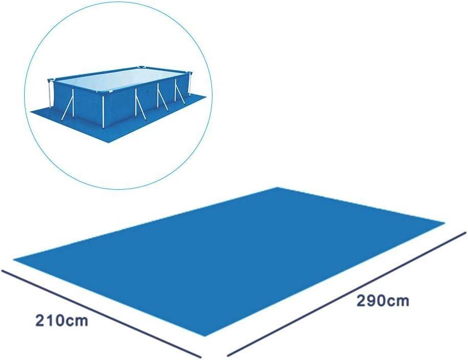 Magnet Rechteck Pool Solarabdeckung Schutz Poolabdeckung Abdeckplane Easy Set Pool Solarabdeckung PE Blase Solarfolie Reduziert Die Wasserverdunstung