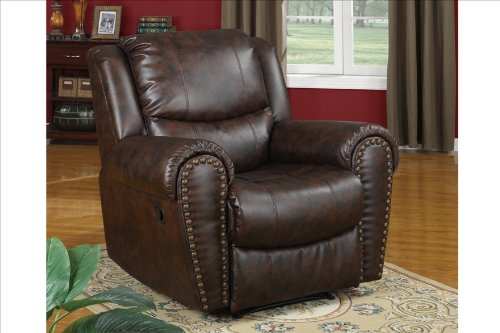Rocker / Recliner By Poundex