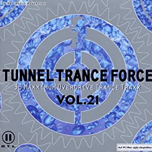 Various - Tunnel Trance Force Volume 5