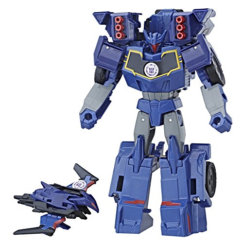 Transformers Tra Rid Activator Combiner Soundwave Action