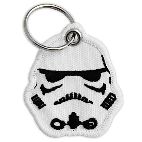 - Stormtrooper Galactic Empire Helmet Key Chain Motorcycle ATV Car Truck Keychain