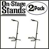 : On Stage Classic Guitar Fret Rest Single Guitar Stands 2 Pack