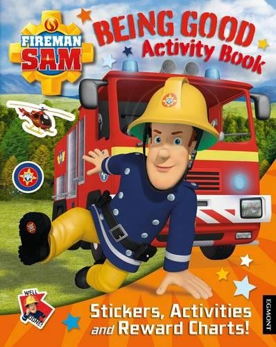 Download Fireman Sam: Being Good Activity Book PDF