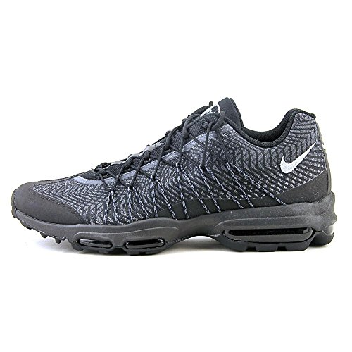 Air Running Black Mens 95 Ultra Nike Max Shoes Jacquard Ya8xxn