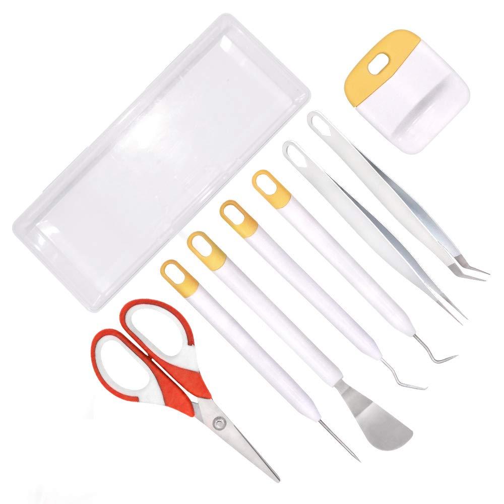 Craft Vinyl Weeding Tools Precision Tool Basic Set Kits For Cricut Silhouette