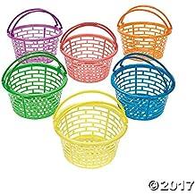 Fun Express FBA_IN-37/216 Round Baskets