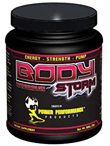 Power Performance Products - Body Storm - The Ultimate Body and Muscle Buiding Supplement Formula to Promote Serious Mass, Strength and Energy